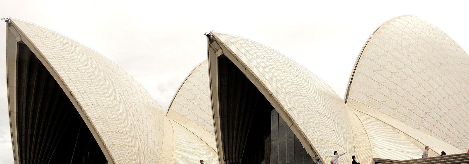 Sydney Opera House – Joan Sutherland Theatre