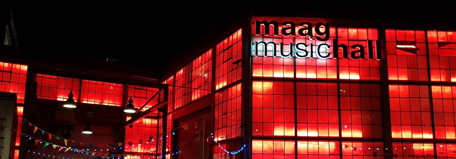 Tonhalle Maag, Zurich
