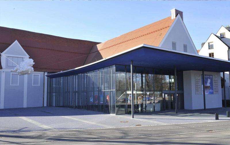 Stadttheater Kempen von außen