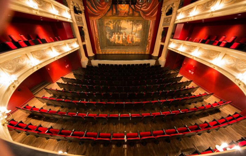 VIVACE im Stadttheater in Kempten